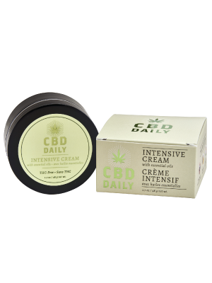 """What are the Effects of Earthly Body CBD Unlike THC, the effects of CBD is that it doesn't get users high, an important distinction that has helped drive the popularity of this compound. Traditional medications tend to focus on symptoms. CBD promotes the body's natural response to the actual cause of those symptoms. About CBD Daily: CBD Daily is manufactured by Earthly Body, a respected, family-owned company that has been creating high-quality, hemp-based natural personal care products since 1996. As a result, our products use all natural ingredients – no mineral oil, dyes, sulfates, propylene glycol, phthalates or parabens. CBD Daily products are 100% Vegan, drug-free and cruelty-free. We are on PETA's coveted and highly regarded """"No Test List"""" and Leaping Bunny Certified."""
