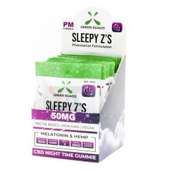 Shop Green Roads Pharmacist Formulated CBD 50 MG Sleepy Z's use promo code CBD2019 at checkout get a 10% discount orde free shipping with orders over $100