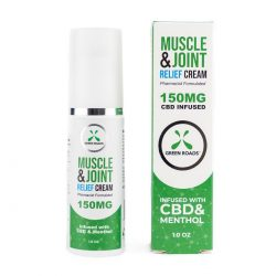 Green Roads CBD Pain Cream 150mg.