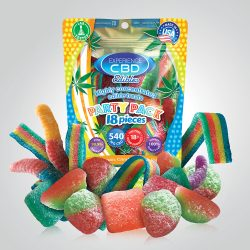 Experience CBD 540mg Assorted Gummies Party Pack (18)
