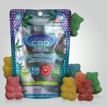 CBD INFUSED WATERMELON GUMMIES 120MG