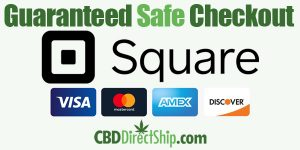 CBDDirectShip.com safe checkout with Square