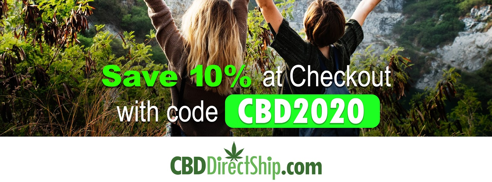 CBD Sale and Discount Code